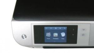 HP Envy 5530 - Дисплей