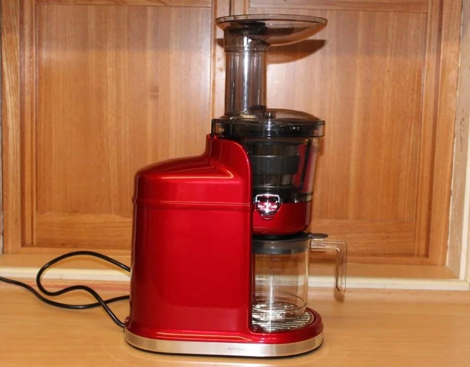 KitchenAid Artisan Maximum Extraction Juicer Review