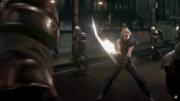 Image result for Final Fantasy VII Remake