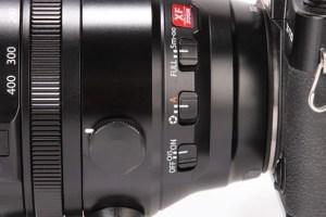 Fujifilm XF 100-400мм 9