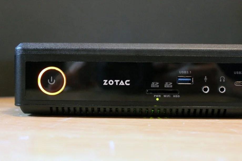 Zotac ZBOX MAGNUS EN1060