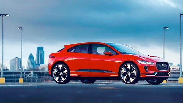 Image result for jaguar ipace
