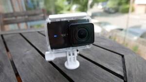 Yi 4K + Экшн Камера 7