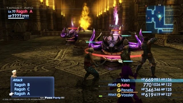 Final Fantasy 12 The Zodiac Age Review Trusted Reviews
