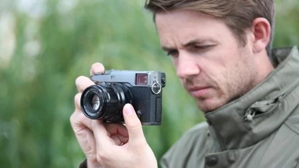 Fujifilm XF 50 мм f / 2 R WR