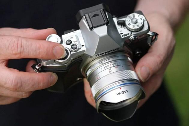 Кольца Laowa 7,5 мм F / 2 MFT для фокусировки и диафрагмы