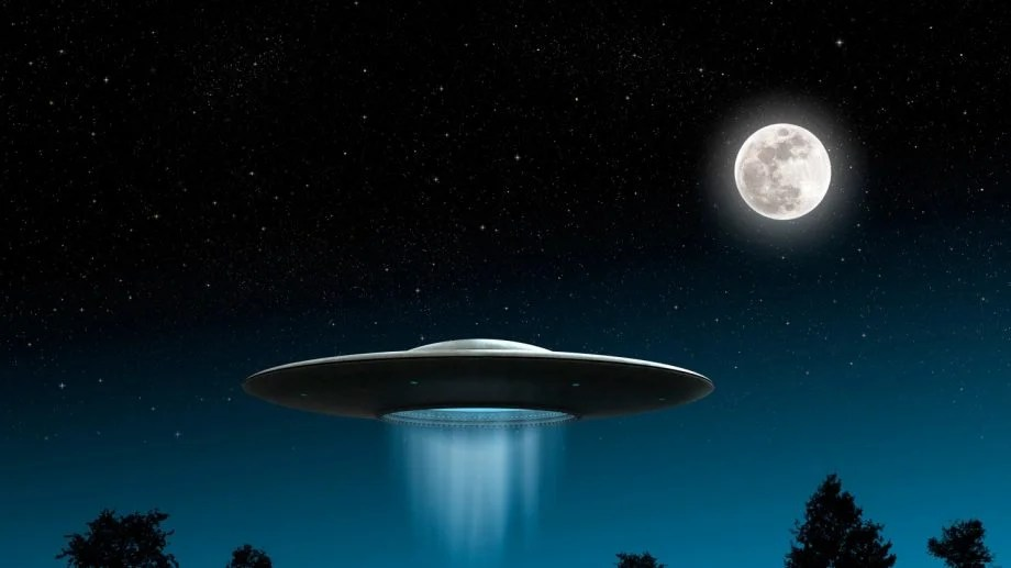 How To Take Photos Of UFOs According To The CIAs Alien