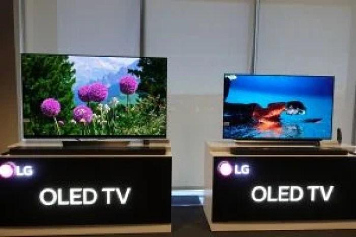 LG OLED C8 55-inch TV