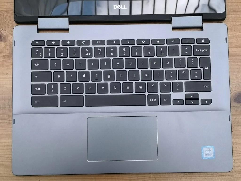 Chromebook Dell Inspiron 14 7000 2-в-1 обзор