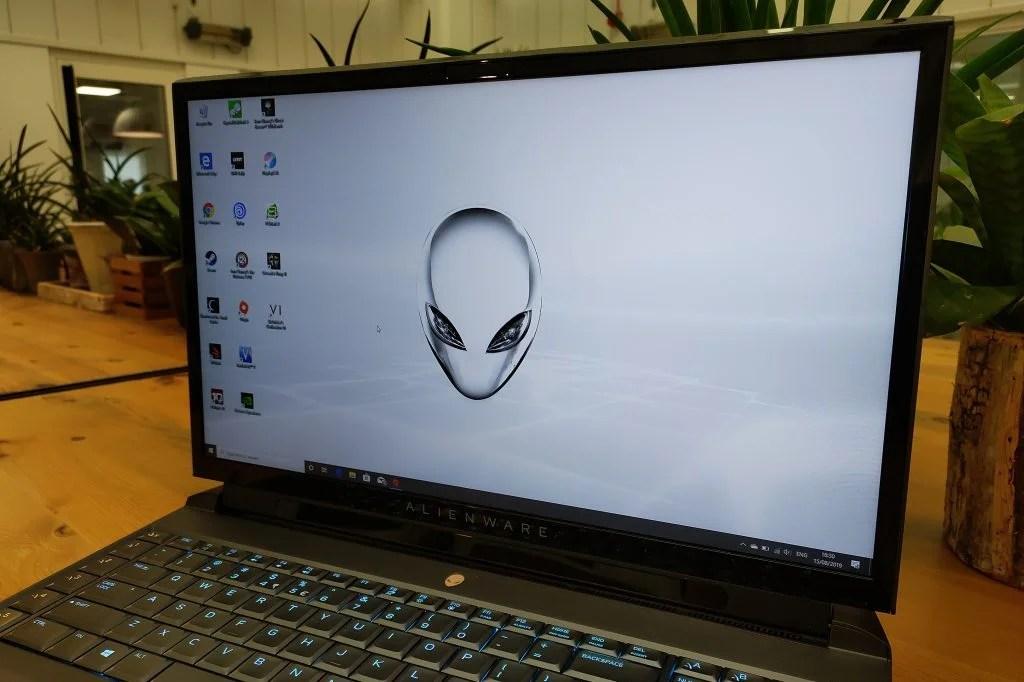Площадь Alienware 51м