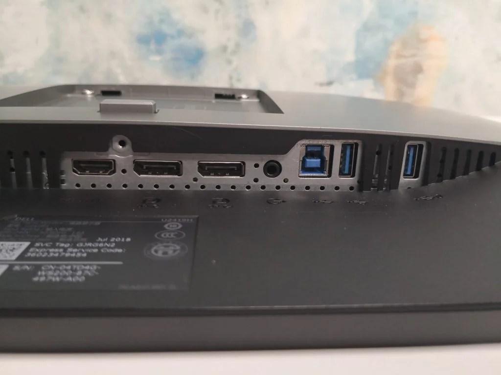 Монитор Dell UltraSharp 24 U2419H