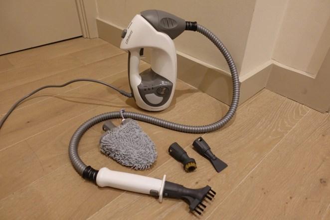 Shark Floor & Handheld Steam Cleaner S6005UK attachments