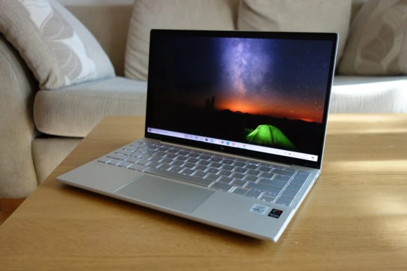 Best Business Laptop - HP Envy 13 2020
