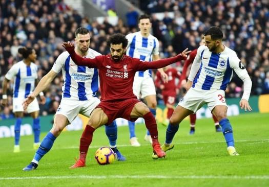 Brighton vs Liverpool: kick-off time, channel guide and ...