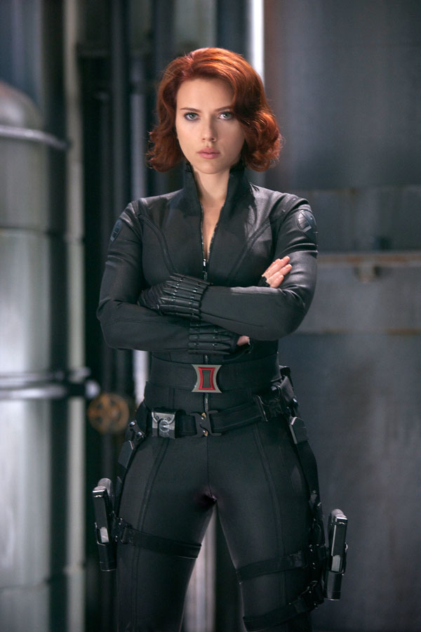 Image result for Scarlett Johansson – Black Widow