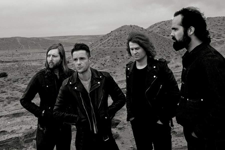 Image result for the killers band