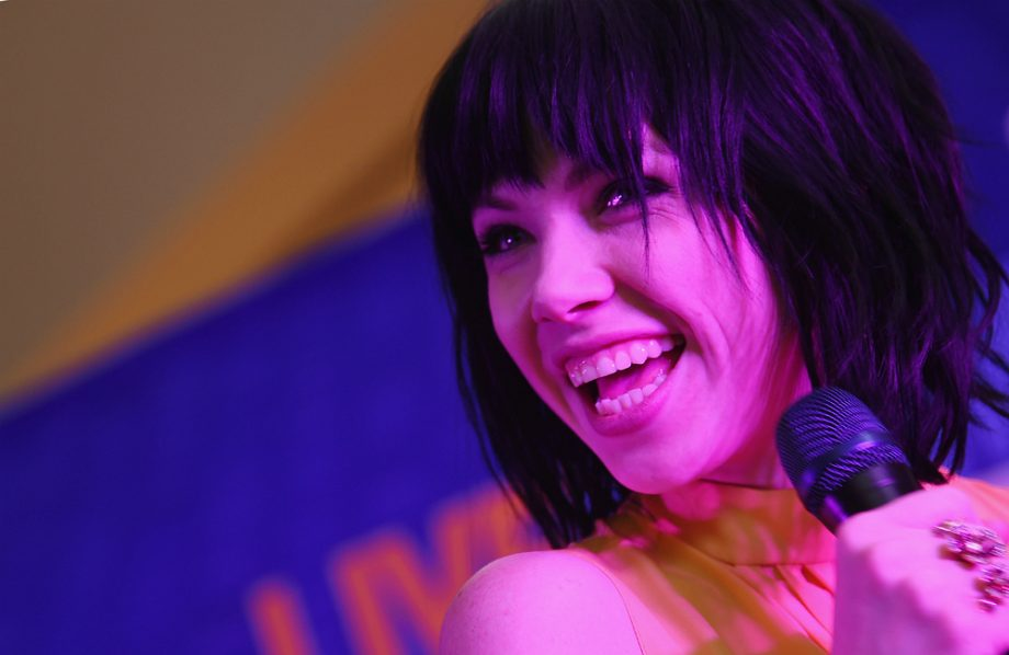 Image result for carly rae jepsen cut to the feeling