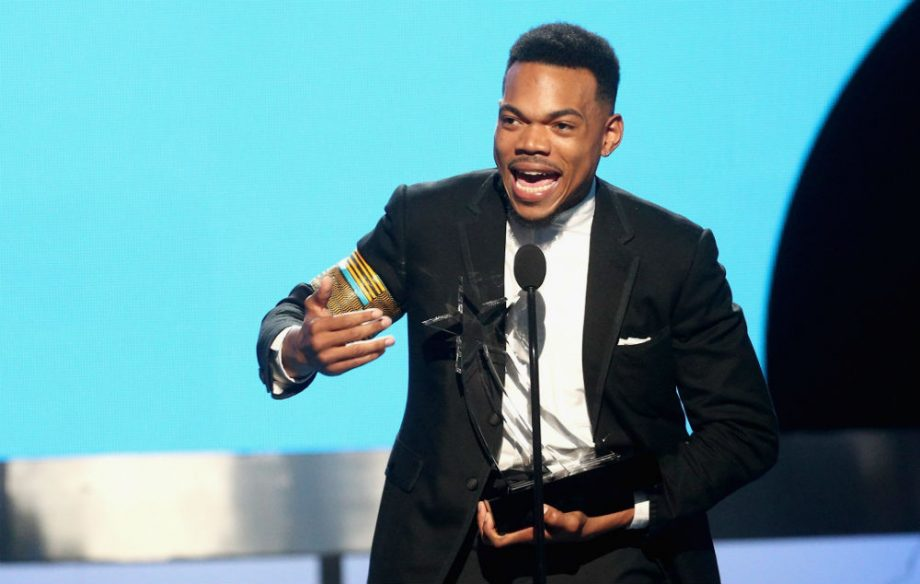 Image result for Chance The Rapper BET AWARDS getty image