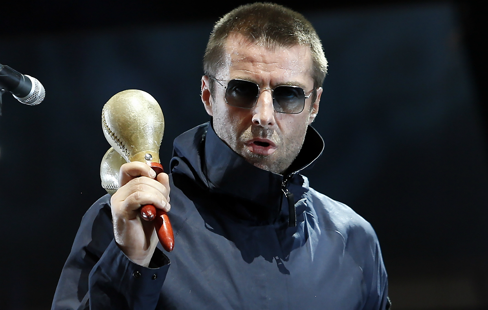 Liam Gallagher Warns Against Excessive Drink And Drugs After Past Howlers NME