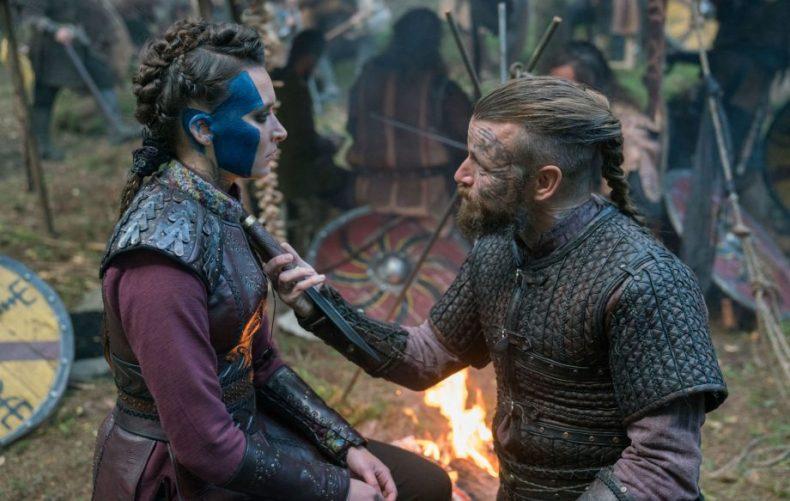 Vikingos temporada 5 segunda parte online