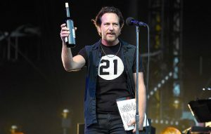 Pearl Jam wine sold out