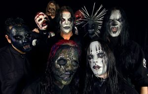 Slipknot Haunted