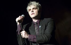 Gerard Way new song Baby You're a Haunted House