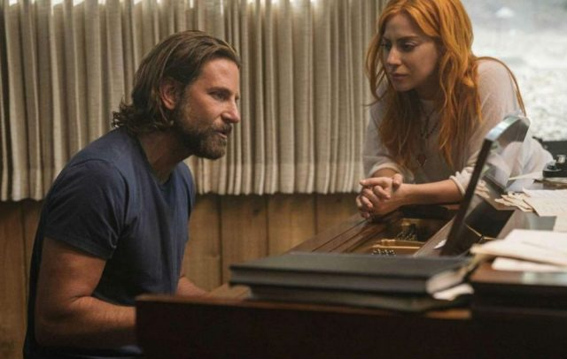 Bradley Cooper And Lady Gaga In A Star Is Born Credit Press