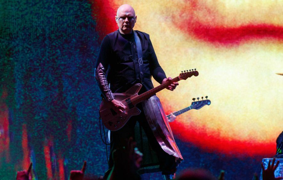 Listen To Smashing Pumpkins' Gospel-inflected New Song