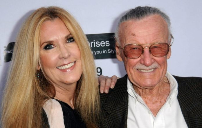Image result for stan lee daughters