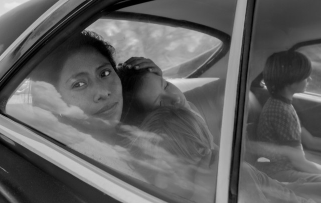 'Roma' film review: A stunning piece of personal cinema - NME