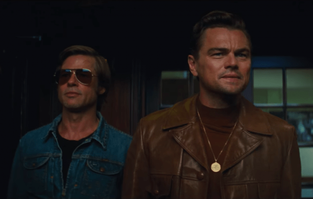 Trailer For Quentin Tarantinos Once Upon A Time In Hollywood Credit Press