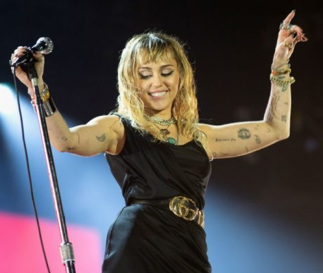 You Can Now Stream Miley Cyrus Reworked Nine Inch Nails Song From Black Mirror