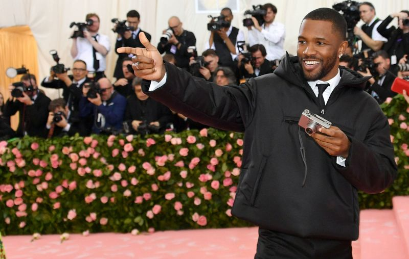 Frank Ocean returns with brand new single