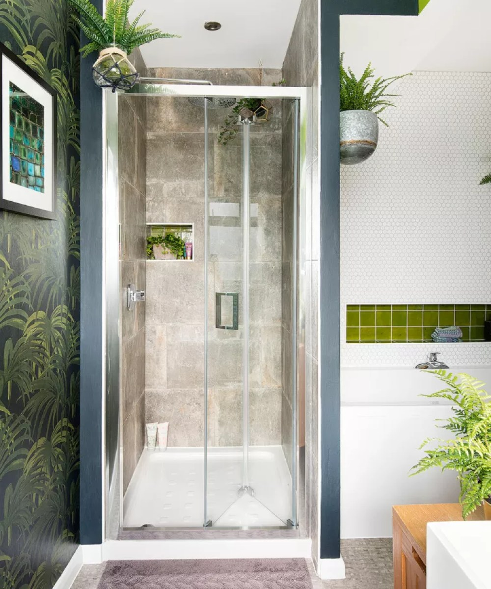 Comment rénover une douche puissante à petit budget