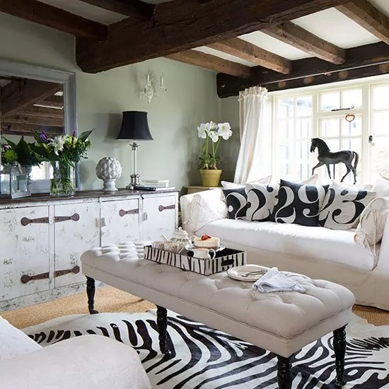 Zebra Print Living Room Ideas Excellent For Your Interior Decor With
