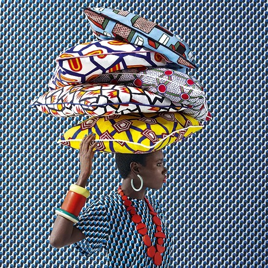 How To Use African Textiles To Create A Vibrant And