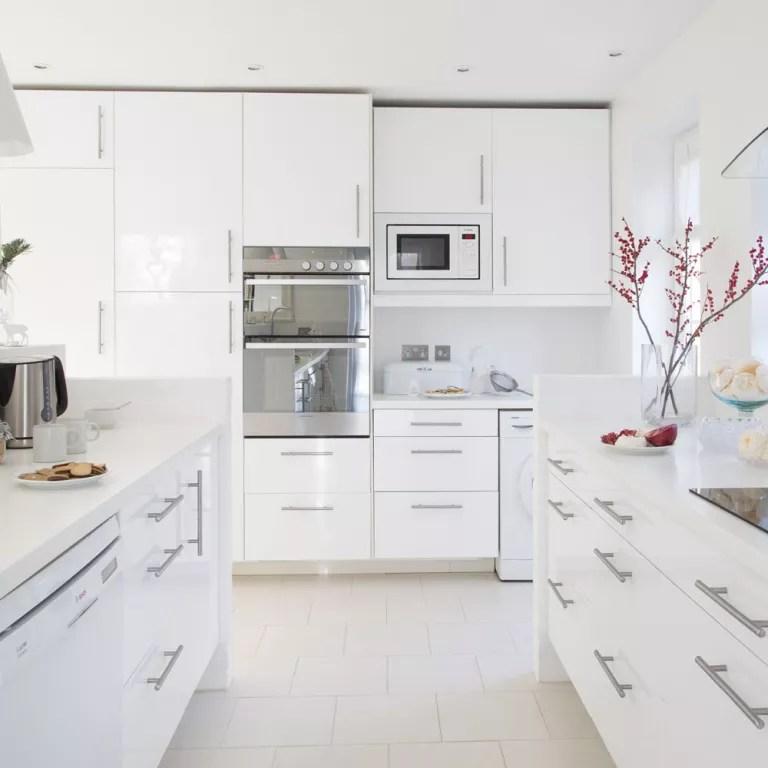U Shaped Kitchens Ideal Home
