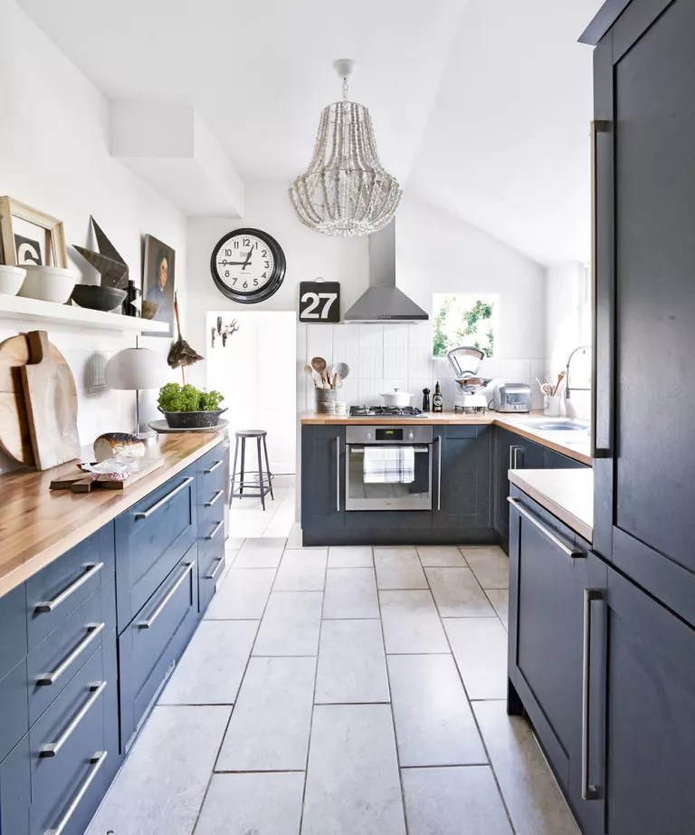 Navy Kitchen Ideas Navy Blue Kitchens That Look Cool And Stylish