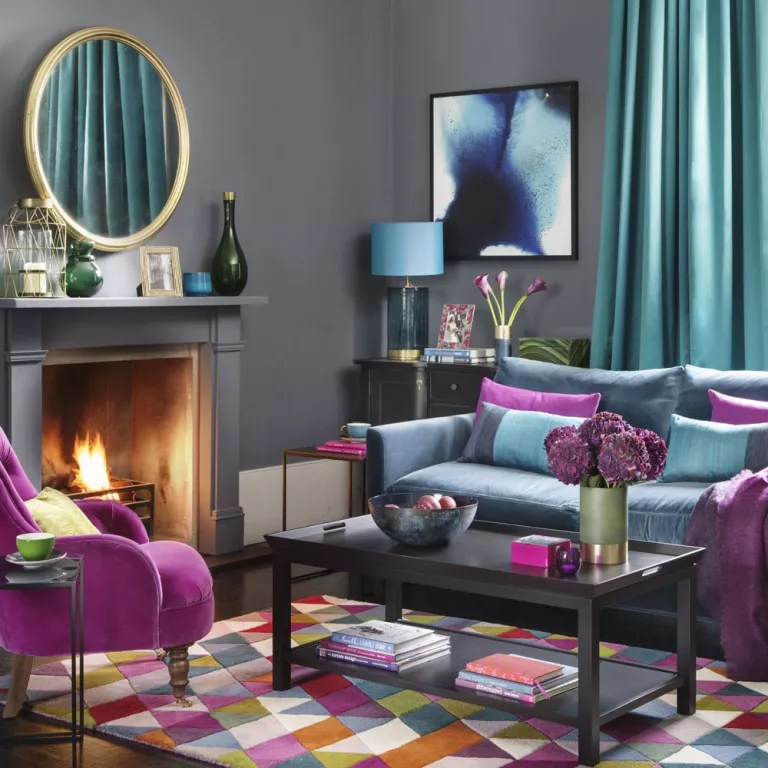 How To Decorate Your Home With Jewel Tones
