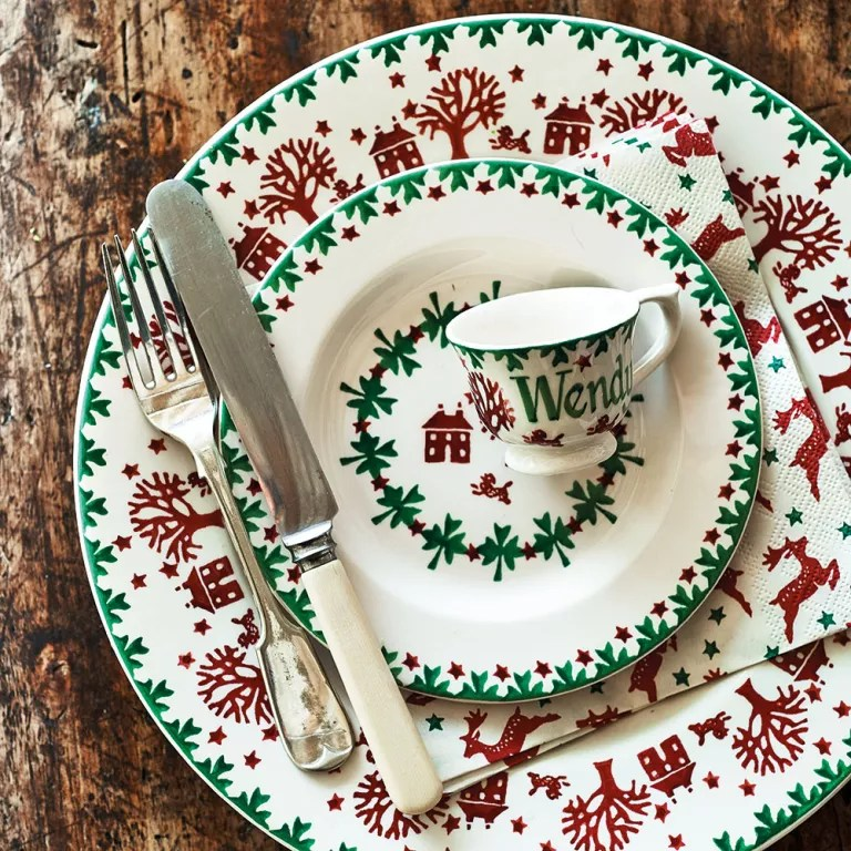 Emma Bridgewater Christmas Pottery Is Here Ideal Home