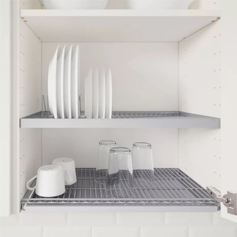 this ikea dish drying cabinet will save