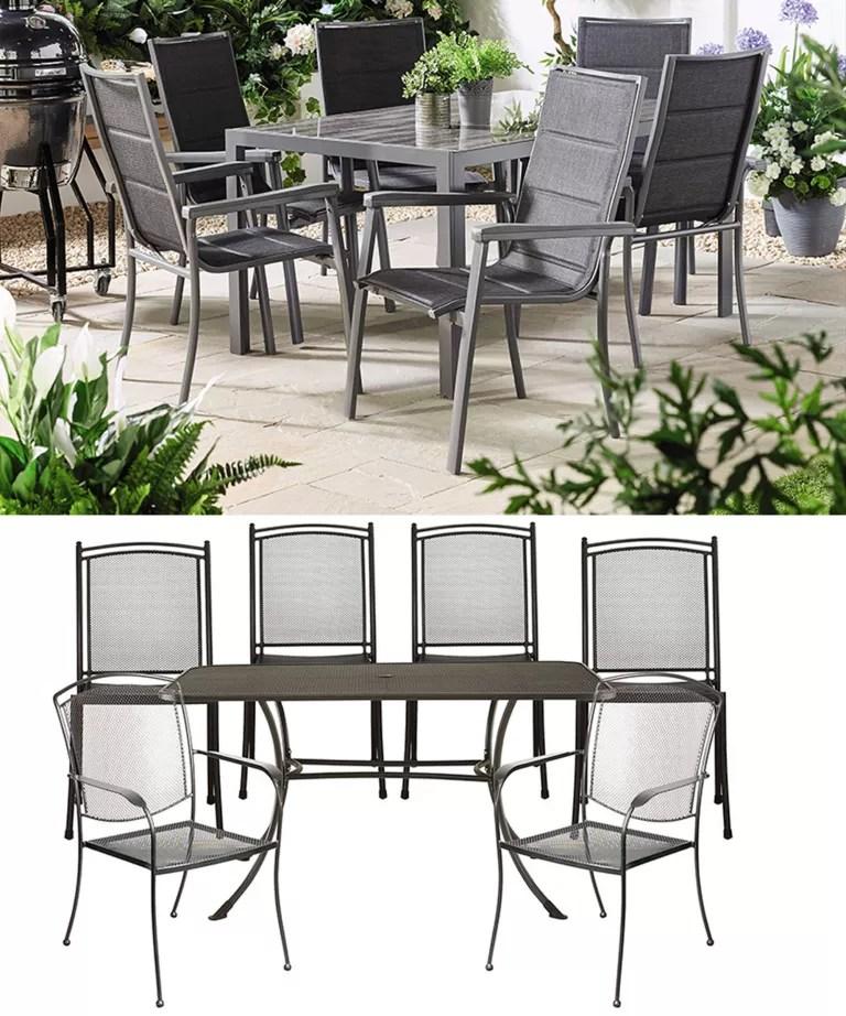aldi versus john lewis garden furniture