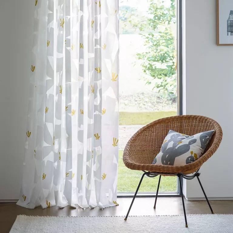 voile curtain ideas sensational