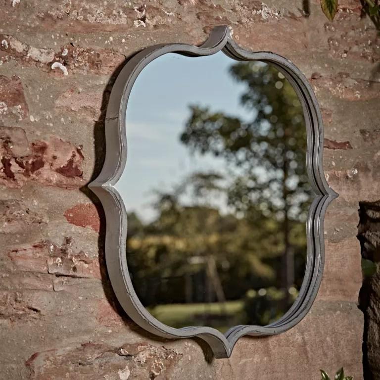 Garden Mirror Ideas To Flood Gardens With Light