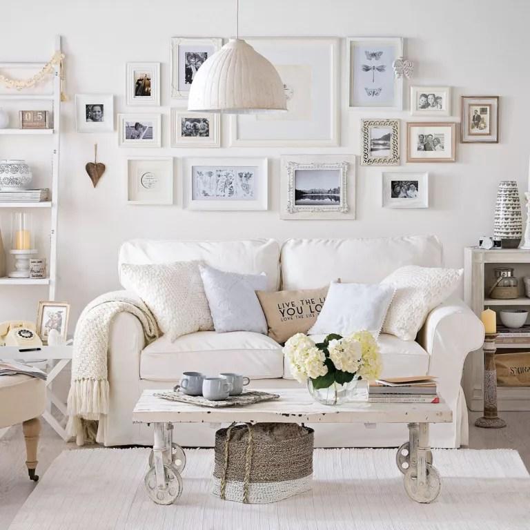 Shabby chic decorating ideas - Shabby chic furniture ...