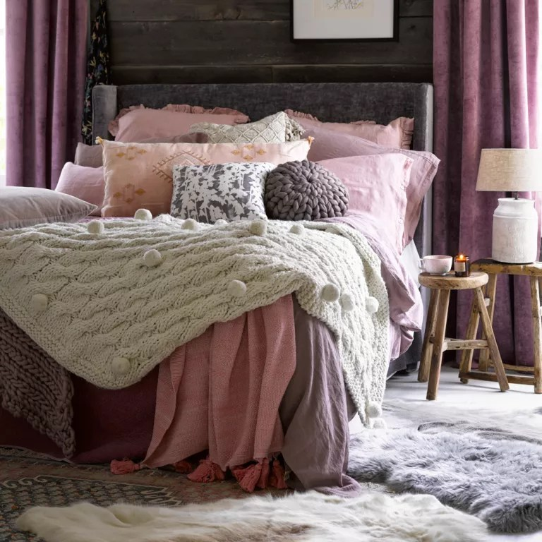 Pink Bedroom Ideas That Can Be Pretty And Peaceful Or