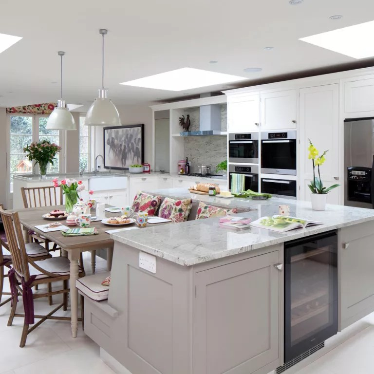 L Shaped Kitchen Ideas For Practical Concise Effortlessly Stylish Space