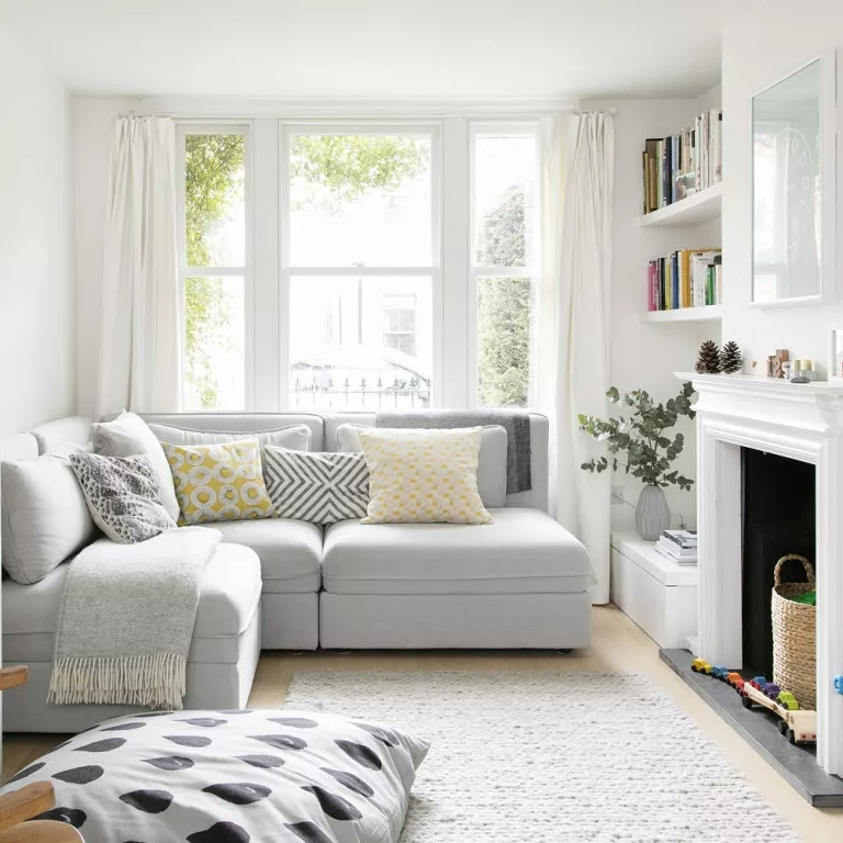 Small Living Room Ideas – How To Decorate A Cosy And Compact | Small Living Room With Stairs | Interior Design | Tiny | Cozy | Stairway | Bedroom