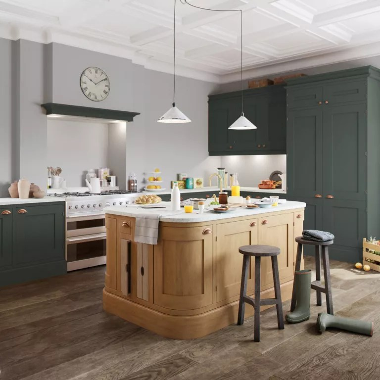 Kitchen trends 2021 - stunning kitchen design trends for ...